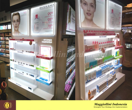 Dress Up Bioderma Watsons Kemang Vilage